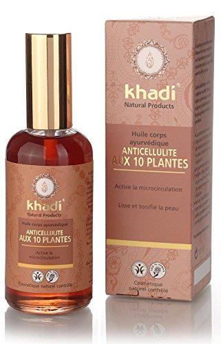 Khadi: 10 Kräuter Cellulite Öl: Khadi: Groesse: 10 Kräuter Cellulite Öl 10 ml (10 ml)