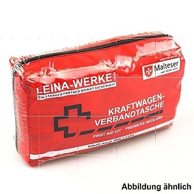 KFZ Verbandtasche mit Rettungsdecke DIN13164 Verbandstasche Erste Hilfe Tasche