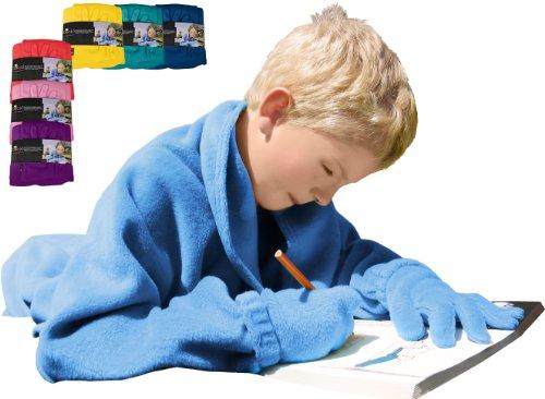 doojo-doo-k-1001-couverture-avec-manches-hilton-gants-pour-enfants-rose