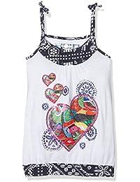 Desigual Ts_tallagassee, Camiseta sin Mangas para Niños