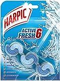 Harpic Harpic  Bloc Cuvette Active Fresh Explosion Marine