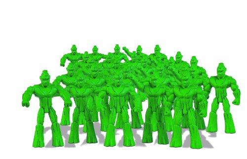 Gormiti 70215951Neorganic Figuren Army Forest Folk 4cm