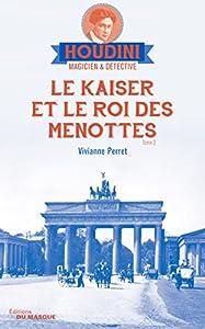 """Afficher """"Houdini, magicien & détective n° 2<br /> Le Kaiser et le roi des menottes"""""""