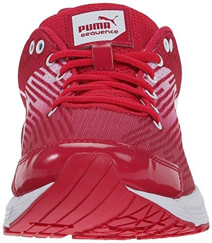 Puma Sequenztrainingsschuh Virtual Pink/White