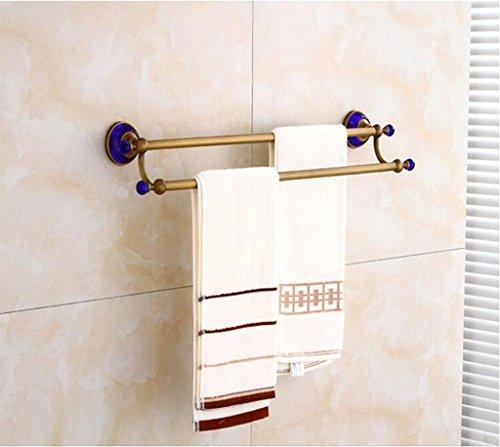 Daeou Gold 2-polige Anhänger antike Badewanne Handtuchhalter