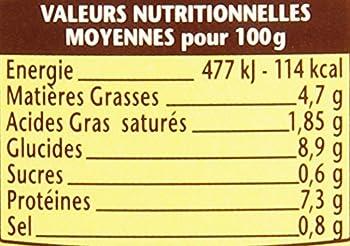 William Saurin Cassoulet Boîte 840 g Net
