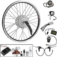 YOSE POWER 36V250W20 Roue Avant Libre avec Hub Moteur Electrique Bicycle E-Bike Hub Motor Conversion Kit