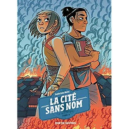 La cité sans nom, Tome 3 : La Terre déchirée