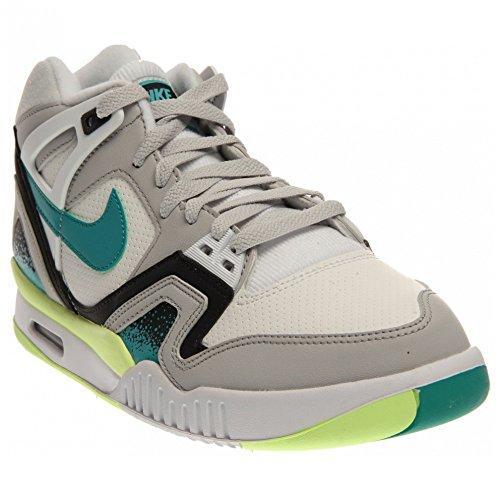 Nike Air Tech Challenge II Uomo Hi Top Trainers 318408 Scarpe da Tennis fefe9879d3f