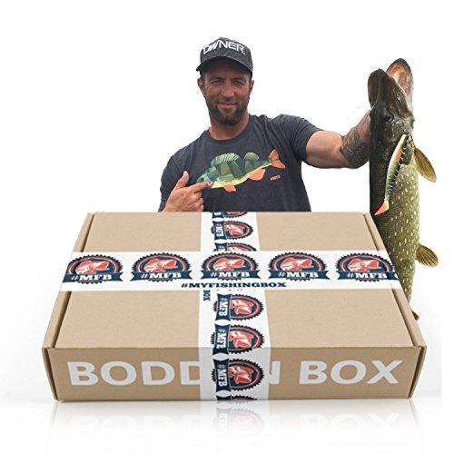MyFishingBox MFB BODDEN Box – Les Meilleurs leurres...