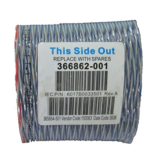 Kabel Ladebuchse Backplane SCSI HP 366862-001 68-Pin 11cm Proliant ml350 g4