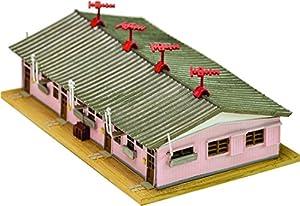 TomyTEC 260714-Uno töckiges fábrica Edificios Modelo Ferrocarril Accesorios