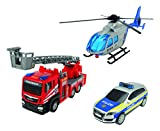 Dickie Toys 203715008 - Rescue Squad