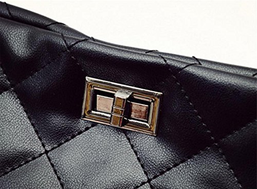 Z&HX sportsHandtasche Kette Tasche Handtasche Schultertasche beil?ufige Art und Weise meters white