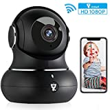 WiFi IP Home Security Camera, Littlelf 1080P Wireless Indoor Surveillance Dome Camera With
