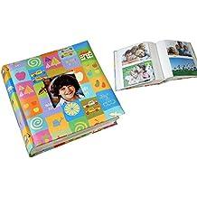Álbun de Fotos Infantil. Papel y Cartón