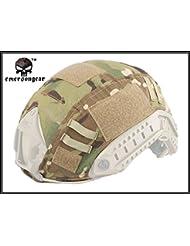 Couverture couverture casque Combat Casque tactique Emerson Couverture Casque MC