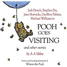 Pooh Goes Visiting and Other Stories: CD (Winnie the Pooh, Band 1)