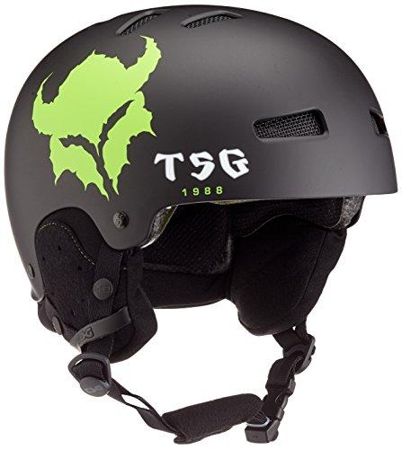 TSG Gravity Graphic Design Helm, Sponsor Me, L/XL