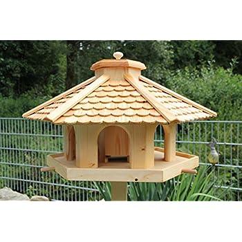 vogelhaus vogelh user v52 vogelfutterhaus vogelh uschen aus holz l rche haustier. Black Bedroom Furniture Sets. Home Design Ideas