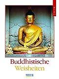 Buddhistische Weisheiten 2018: Literaturkalender / Literarischer Wochenkalender * 1 Woche 1 Seite * literarische Zitate und Bilder * 24 x 32 cm - Korsch Verlag