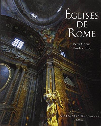 Eglises de Rome par Pierre Grimal