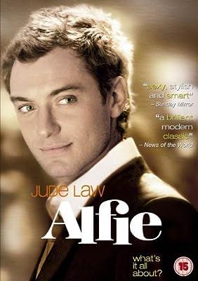 Alfie [DVD] by Jude Law