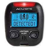 #8: AcuRite 02020 Portable Lightning Detector by AcuRite