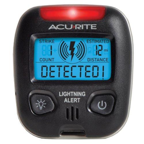 AcuRite 02020tragbar Lightning Detektor