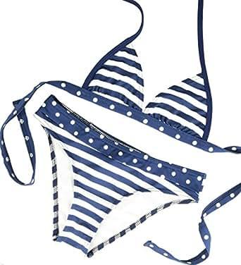Lorin costumi a due pezzi per ragazze dp i - Costumi piscina due pezzi ...