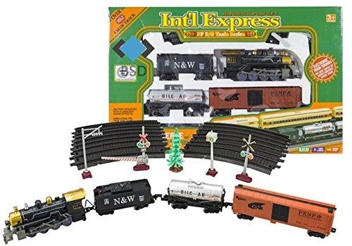 chemin-de-fer-fixe-electriquement-fenfa-train-classique-locomotive-a-vapeur-3-wagons-et-accessoires-