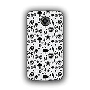 Caseque (Pro) Danger! Art Back Cover for Google Nexus 6