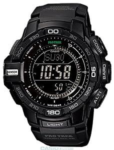 Casio Pro Trek 4971850919827 PRG-270-1AER Reloj de Pulsera para hombres Con brújula de Casio Pro Trek