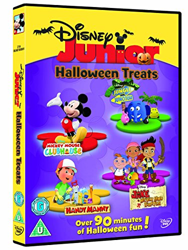 Disney Junior Halloween Treats [UK Import]