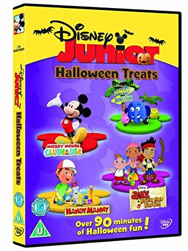 een Treats [UK Import] (Disney Halloween-dvd)