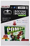 Jeu de Cartes - Backboards Comics Current Size (100)
