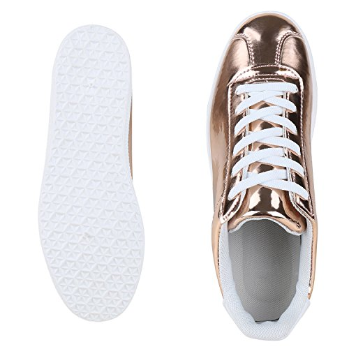 best-boots - Pantofole Donna Rose Gold Neu Nuovo