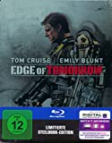 Edge of Tomorrow  [Limited Steelbook Edition] ( + UV Copy) (Uncut) [Blu-ray]