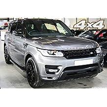 Autoclover - Juego de deflectores de Viento para Land Rover Range Rover Sport 2013+ (