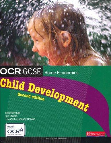 OCR GCSE Home Economics Child Development, 2nd edition by Ms Jean Marshall (2009-05-06)