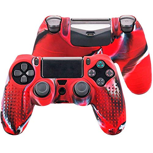 Funda Silicona Carcasa Mando Sony PS4 PlayStation