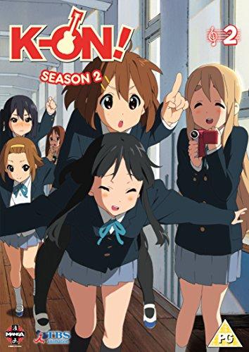 K-On! Season 2 Part 2 (Episodes 14-27) [Import anglais]
