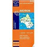 Aed Aveyron  1/140.000