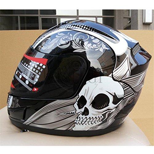 MATEROP Cara Completa ARAI Racing Motocicleta Motocross