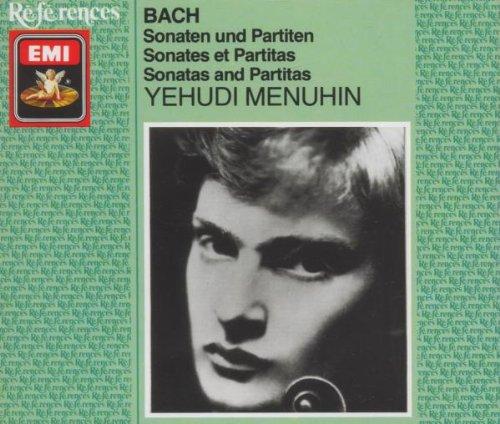 Preisvergleich Produktbild Sonaten und Partiten für Violine solo BWV 1001-1006