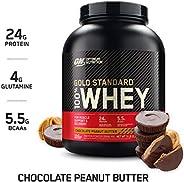 Optimum Nutrition Gold Standard 100% Whey Protein Powder, 5 Pound