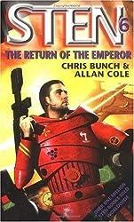 The Return Of The Emperor: Number 6 in series (Sten)