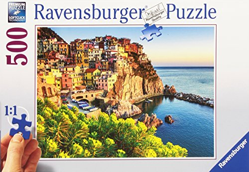 Preisvergleich Produktbild Ravensburger 13602 - Buntes Italien