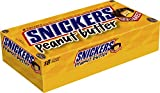 Snickers Peanut Butter Riegel, 50g (Pack mit 18)