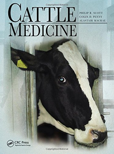 Cattle Medicine por Phillip R. Scott